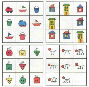 математические игры для детей
