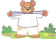 штриховка для детей 3-4 лет