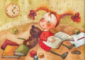 как научить ребенка быстро запоминать стихи