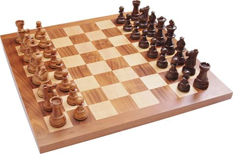 первые уроки игры в шахматы