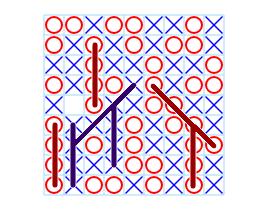 Игры на бумаге в клеточку