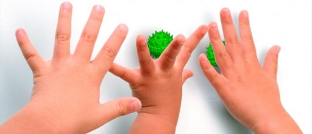массаж кистей рук для детей для развития речи