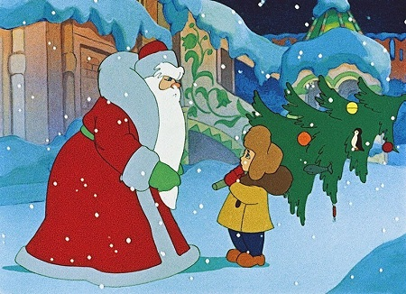 Сказки с участием Деда Мороза