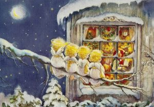 Рождественские сказки для детей
