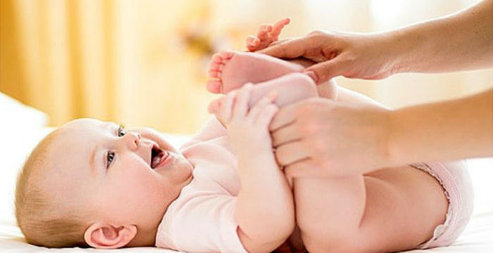Стихи для детского массажа