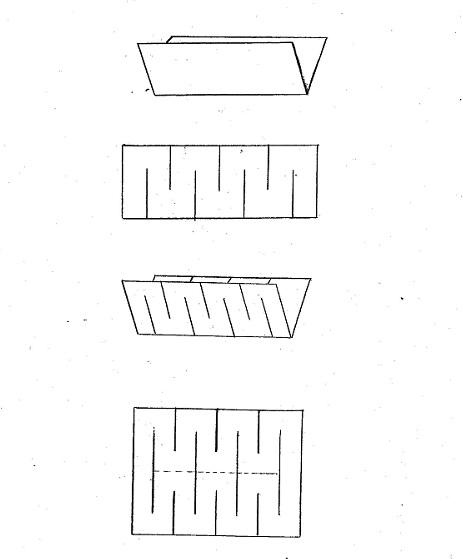 Бумажный фокус