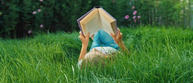 Список литературы на лето